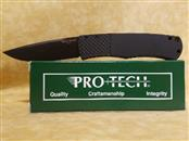 "Protech Magic BR-1 ""Whiskers"" Automatic Knife (3.125"" Black) BR-1.7"